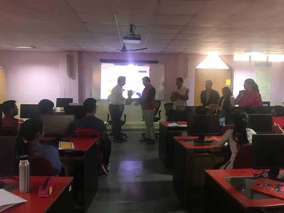Expert talk on Microsoft in Education & Digitalisation in India