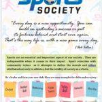 SPORTS SOCIETY