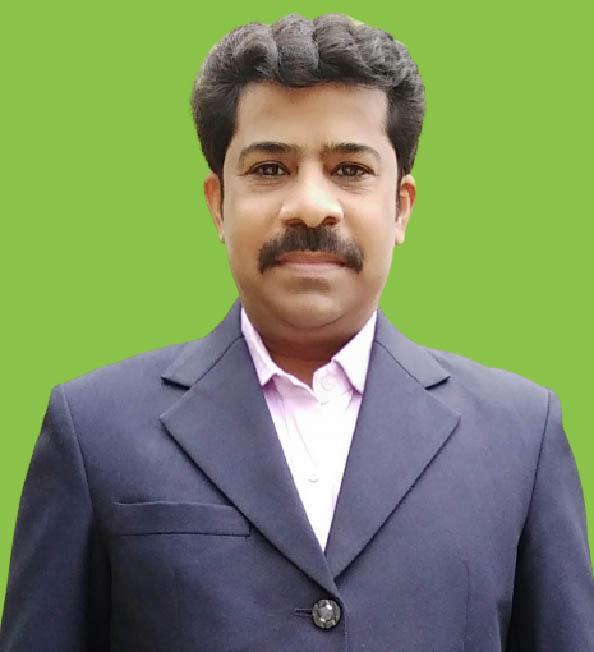Leftinent Prof. Nitin Geete